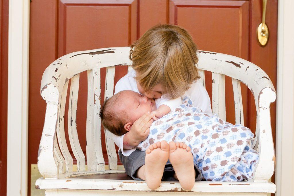 zwangerschap kinderen vpwijchen